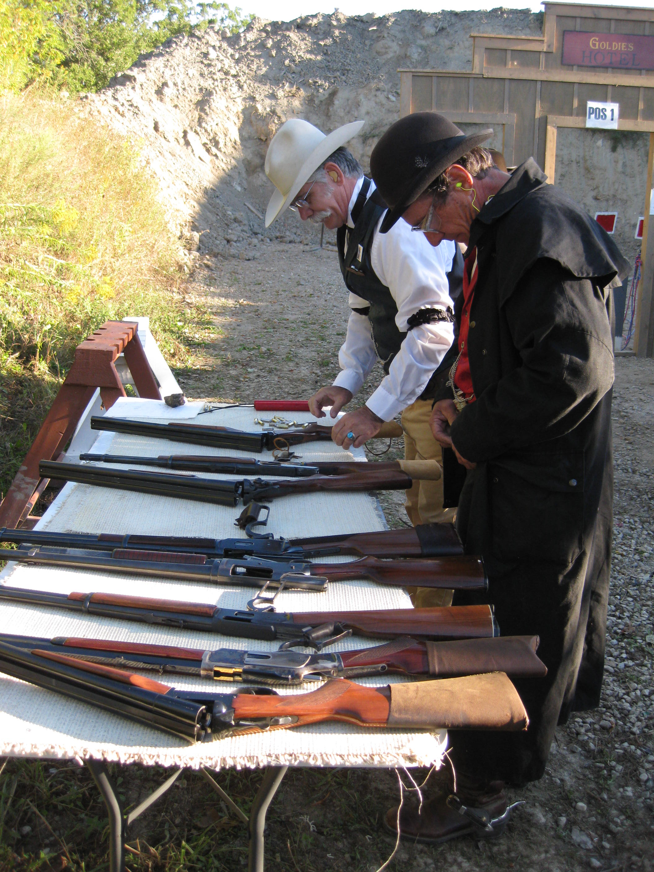 Classifieds | Ontario Single Action Shooting Federation